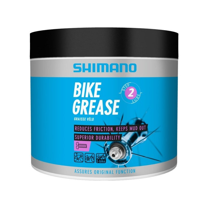 Товар LBGR1B0625S Густе мастило Shimano Grease Regular, 625мл.